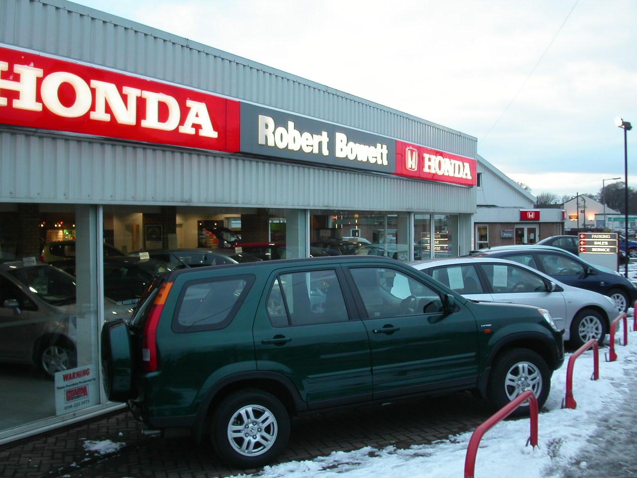 Honda Ossett