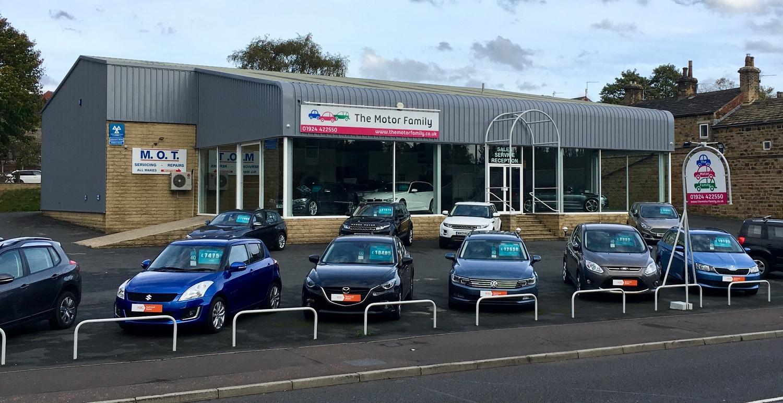 The Motor Family Birstall